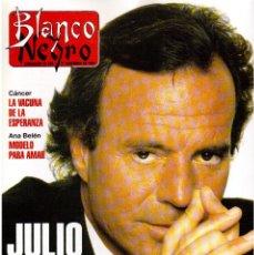 Coleccionismo de Revista Blanco y Negro: 1992. ESTEFANÍA LUYK. ROCÍO JURADO. MARIBEL SANZ. NIEVES ÁLVAREZ. LEONARD COHEN. ANA BELÉN. VER . Lote 144467918