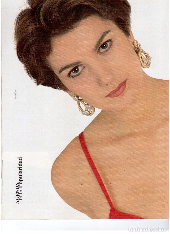 Coleccionismo de Revista Blanco y Negro: 1993. PALOMA SAN BASILIO. NATALIA ESTRADA. QUICA APARICIO. CARLOS SAINZ. ASSUMPTA SERNA. VER - Foto 5 - 144768722