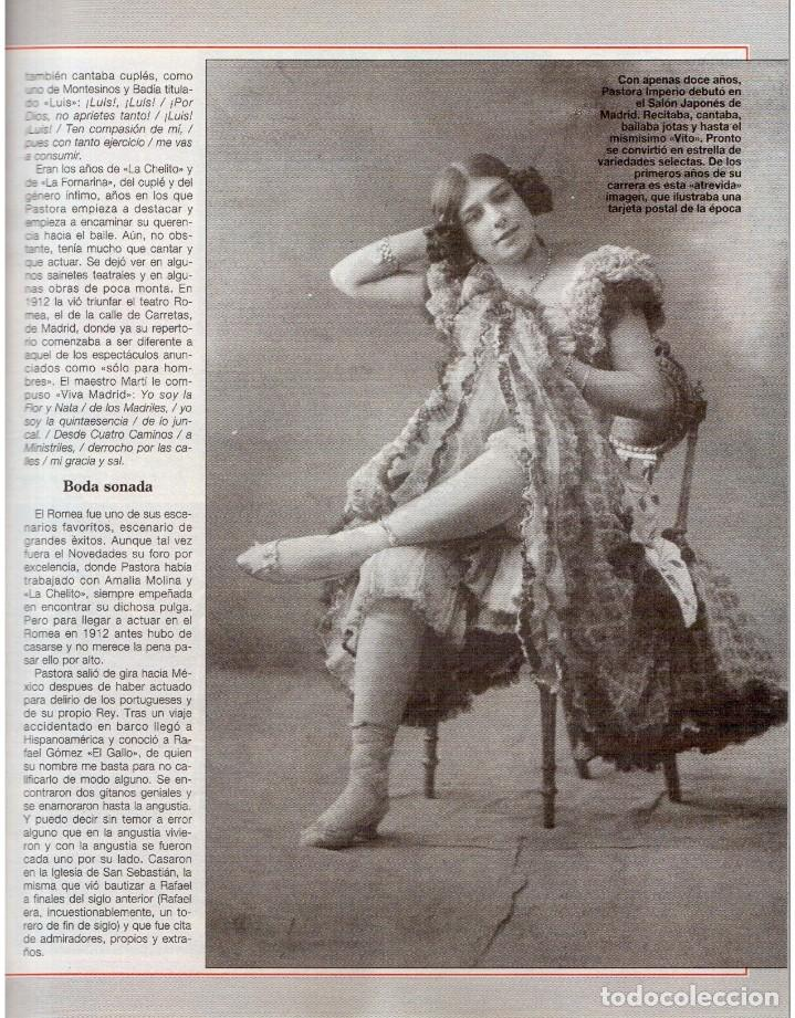 Coleccionismo de Revista Blanco y Negro: 1993. PALOMA SAN BASILIO. NATALIA ESTRADA. QUICA APARICIO. CARLOS SAINZ. ASSUMPTA SERNA. VER - Foto 10 - 144768722