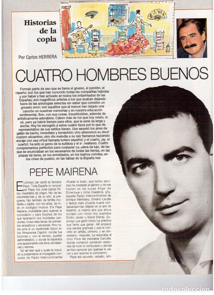 Coleccionismo de Revista Blanco y Negro: 1993. LYDIA BOSCH. DARYL HANNAH. SHONA DWYRE. JAMIE LEE CURTIS. LUZ DE LUNA. CRISTINA SÁNCHEZ. VER - Foto 8 - 144781774
