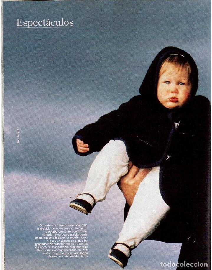 Coleccionismo de Revista Blanco y Negro: 1993. CLINT EASTWOOD. YVONNE REYES. ANA PIEDAD GALVÁN. BRYAN FERRY (ROXY MUSIC). VER SUMARIO - Foto 5 - 144784154