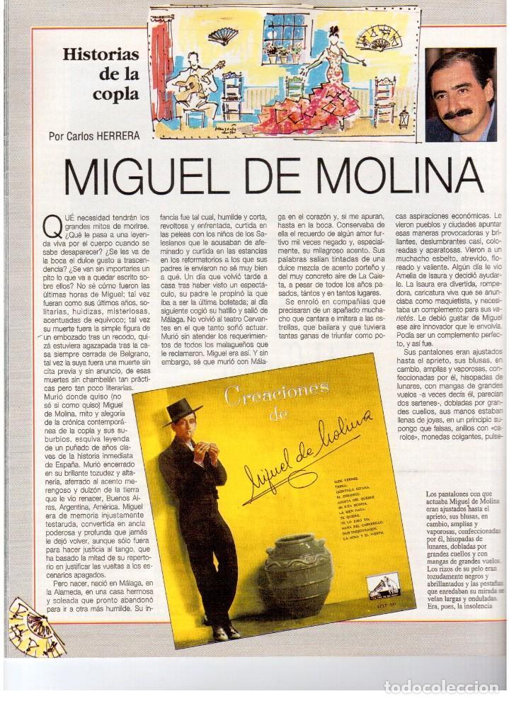 Coleccionismo de Revista Blanco y Negro: 1993. CLINT EASTWOOD. YVONNE REYES. ANA PIEDAD GALVÁN. BRYAN FERRY (ROXY MUSIC). VER SUMARIO - Foto 7 - 144784154