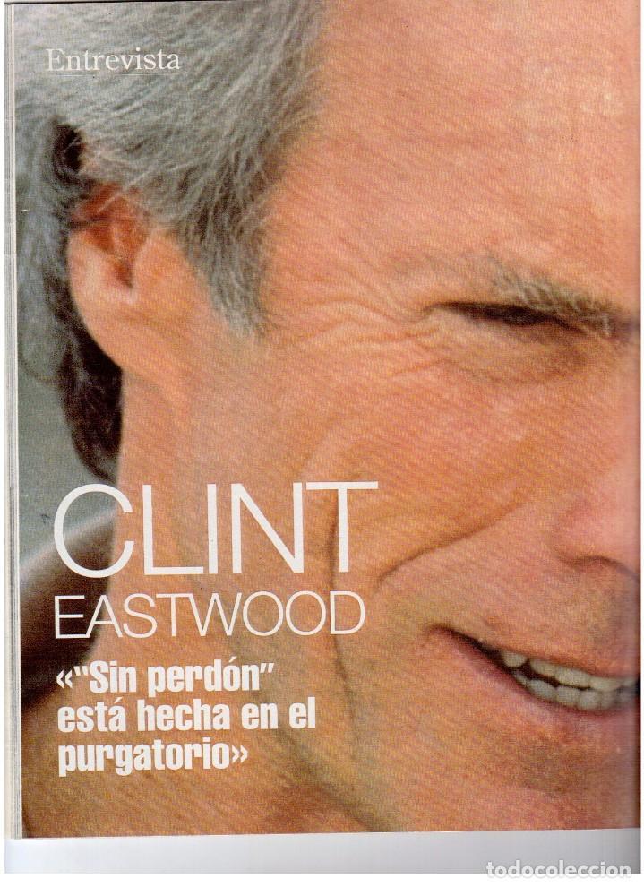Coleccionismo de Revista Blanco y Negro: 1993. CLINT EASTWOOD. YVONNE REYES. ANA PIEDAD GALVÁN. BRYAN FERRY (ROXY MUSIC). VER SUMARIO - Foto 9 - 144784154