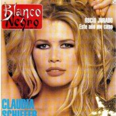 Coleccionismo de Revista Blanco y Negro: 1993. ROCÍO JURADO. ANA OBREGÓN. ORNELLA MUTI. BRUCE SPRINGSTEEN. PEDRO ALMODOVAR. VER SUMARIO.. Lote 144789882
