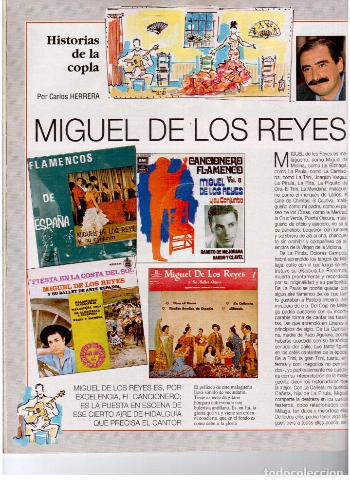 Coleccionismo de Revista Blanco y Negro: 1993. PEDRO DELGADO. LYDIA BOSCH. HEROES DEL SILENCIO. PALOMA MARÍN. JULIO MEDEM. JOAQUÍN CORTÉS. - Foto 9 - 144791526