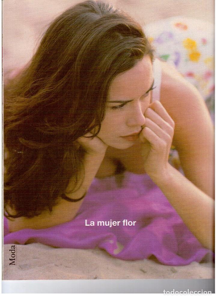 Coleccionismo de Revista Blanco y Negro: 1993. PEDRO DELGADO. LYDIA BOSCH. HEROES DEL SILENCIO. PALOMA MARÍN. JULIO MEDEM. JOAQUÍN CORTÉS. - Foto 13 - 144791526