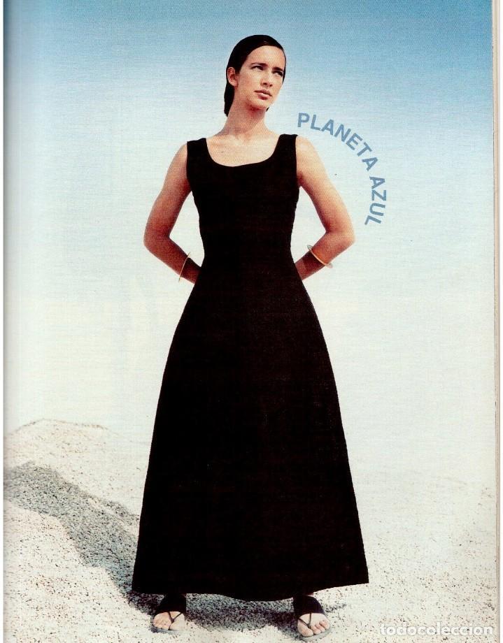Coleccionismo de Revista Blanco y Negro: 1993. PENÉLOPE CRUZ. EVA SANTA MARÍA. LEONARD COHEN. JULEN GUERRERO. BLANCA SUELVES. VER SUMARIO. - Foto 10 - 144799190