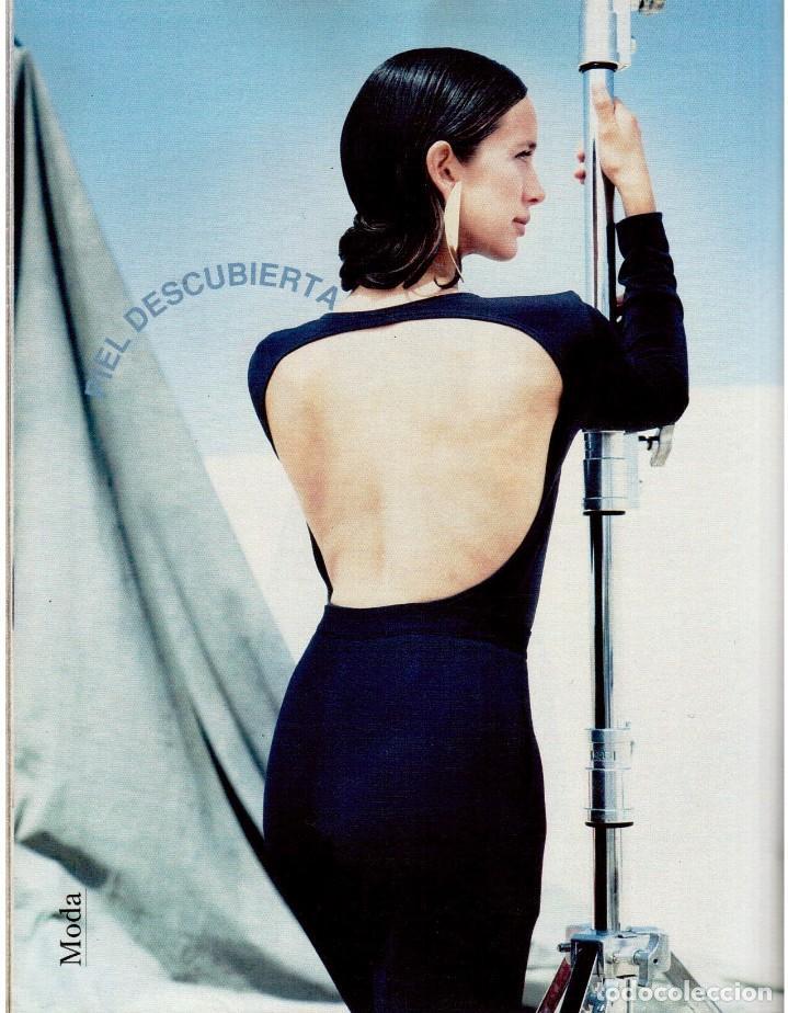 Coleccionismo de Revista Blanco y Negro: 1993. PENÉLOPE CRUZ. EVA SANTA MARÍA. LEONARD COHEN. JULEN GUERRERO. BLANCA SUELVES. VER SUMARIO. - Foto 11 - 144799190