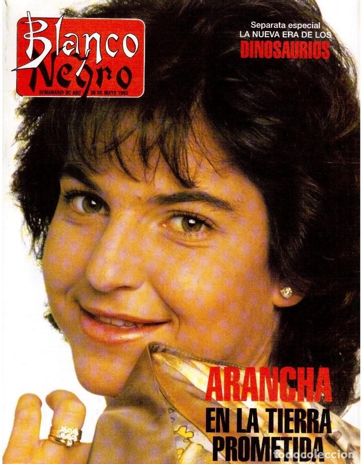 1993. AMPARO MUÑOZ. NAOMI CAMPBELL. JUDIT MASCÓ. ARANCHA SÁNCHEZ VICARIO. ASSUMPTA SERNA. VER. (Coleccionismo - Revistas y Periódicos Modernos (a partir de 1.940) - Blanco y Negro)