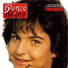 Coleccionismo de Revista Blanco y Negro: 1993. AMPARO MUÑOZ. NAOMI CAMPBELL. JUDIT MASCÓ. ARANCHA SÁNCHEZ VICARIO. ASSUMPTA SERNA. VER. . Lote 144801534