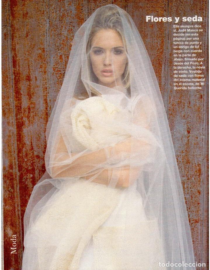 Coleccionismo de Revista Blanco y Negro: 1993. AMPARO MUÑOZ. NAOMI CAMPBELL. JUDIT MASCÓ. ARANCHA SÁNCHEZ VICARIO. ASSUMPTA SERNA. VER. - Foto 9 - 144801534