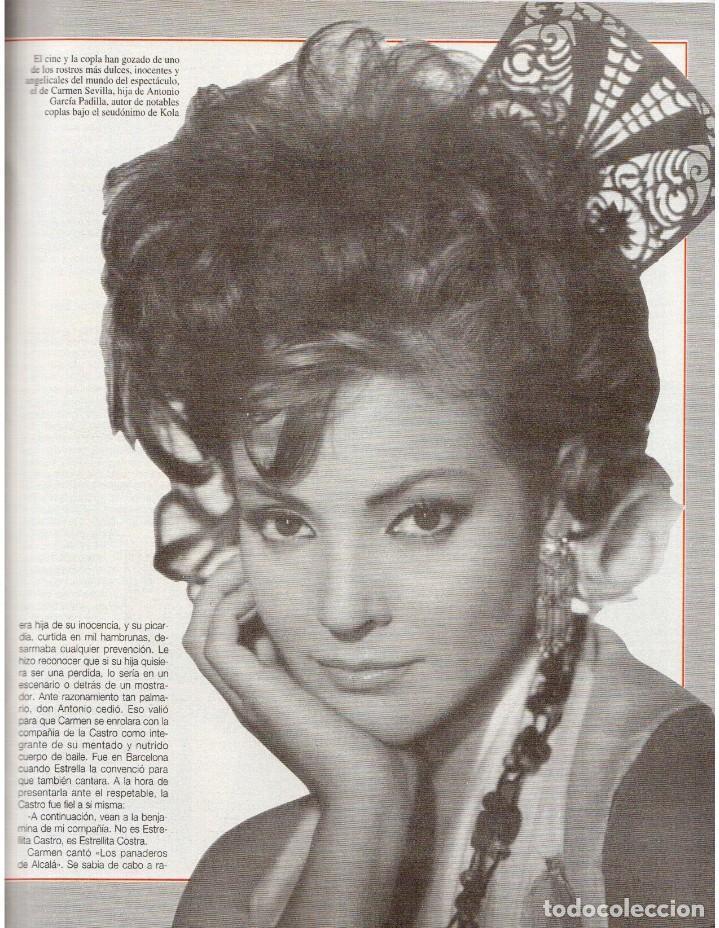 Coleccionismo de Revista Blanco y Negro: 1993. MARTA SÁNCHEZ. LA BELLEZA SOLIDARIA. CARMEN ARBEX. GRAN WYOMING. HEROES DEL SILENCIO. - Foto 12 - 144804054