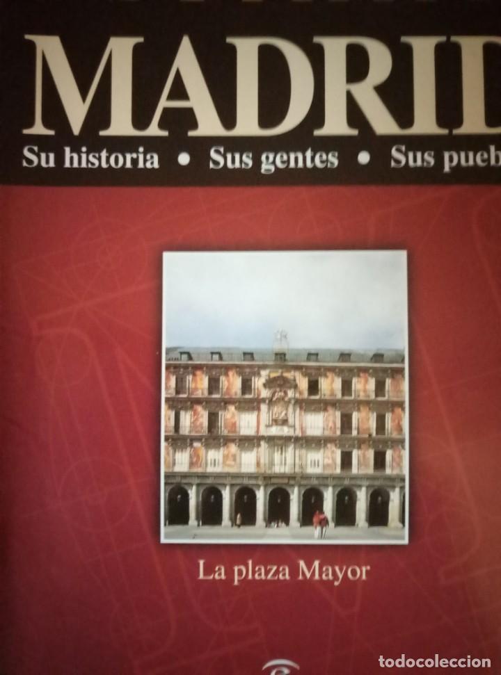 Coleccionismo de Revista Blanco y Negro: Pastas Madrid Ayer y Hoy. Primeros fascículos Madrid Su historia sus gentes Espasa - Foto 6 - 144824970