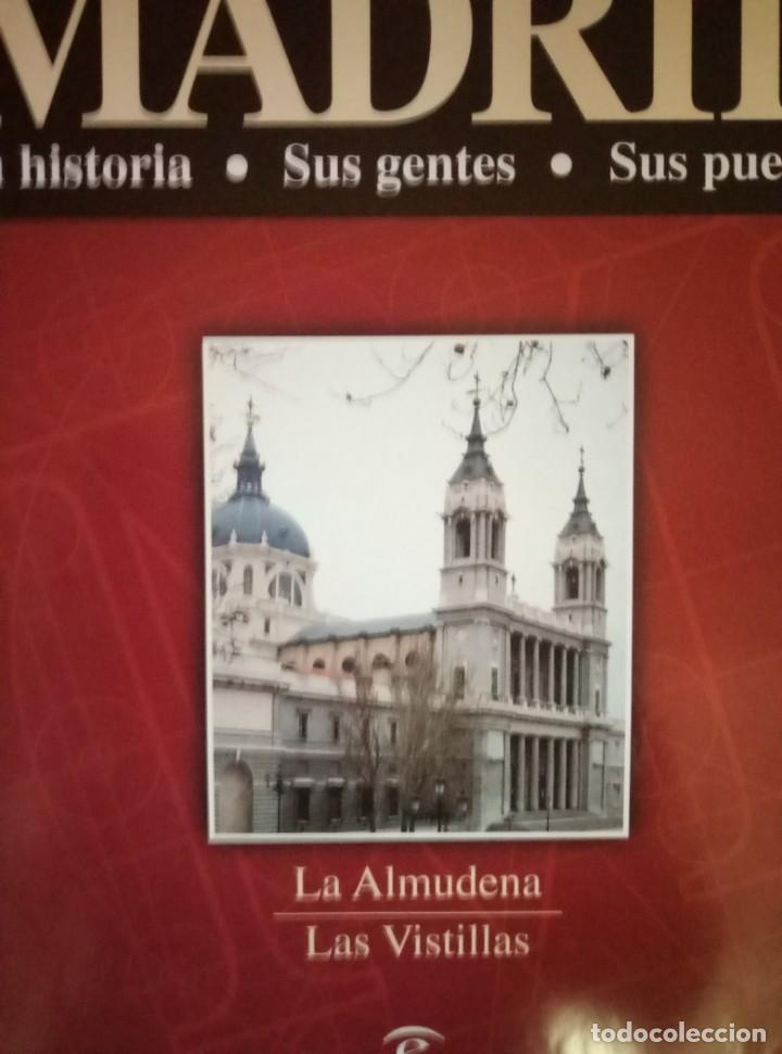 Coleccionismo de Revista Blanco y Negro: Pastas Madrid Ayer y Hoy. Primeros fascículos Madrid Su historia sus gentes Espasa - Foto 7 - 144824970