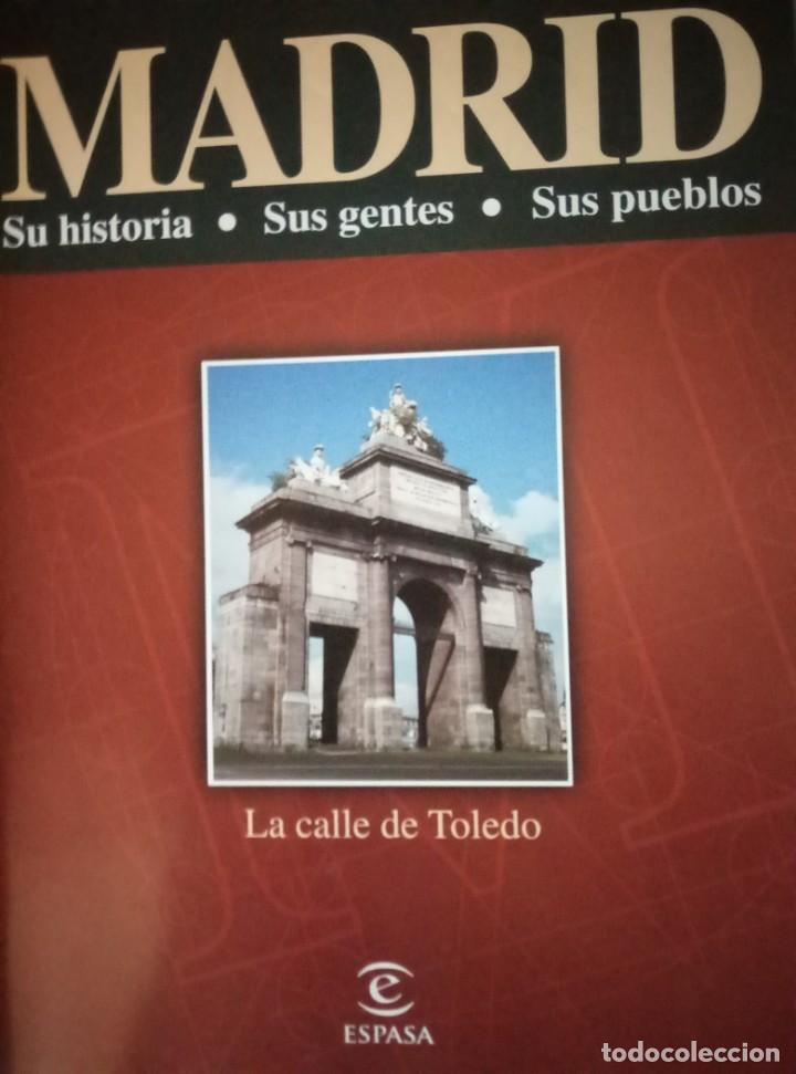Coleccionismo de Revista Blanco y Negro: Pastas Madrid Ayer y Hoy. Primeros fascículos Madrid Su historia sus gentes Espasa - Foto 9 - 144824970