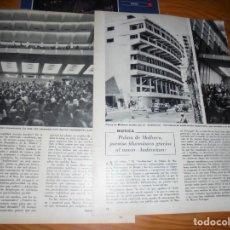 Coleccionismo de Revista Blanco y Negro: RECORTE PRENSA : PALMA DE MALLORCA, NUEVO AUDITORIO . BLANCO NEGRO, STBRE 1969. Lote 145105374