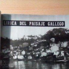 Coleccionismo de Revista Blanco y Negro: GALICIA. MARIN-PORTICO DE LA GLORIA-MONTE SANTA TECLA-ORENS-STA. MARIA DE VILLAR. Lote 147926218