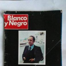 Coleccionismo de Revista Blanco y Negro: REVISTA BLANCO Y NEGRO JOSE MARÍA PORTELL. Lote 149729381