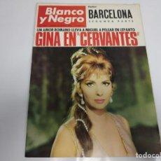 Coleccionismo de Revista Blanco y Negro: 219- BARCELONA SEGUNDA PARTE- REVISTA BLANCO Y NEGRO- SEPTIEMBRE 1966. Lote 150096974