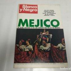 Coleccionismo de Revista Blanco y Negro: 219- MÉJICO FASCÍCULO 24- REVISTA BLANCO Y NEGRO- OCTUBRE 1968. Lote 150107906