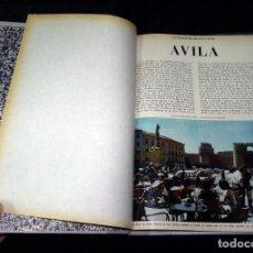Coleccionismo de Revista Blanco y Negro: LAS CIUDADES MAS BELLAS DE ESPAÑA. TOMO CON 12 FASCÍCULOS. SEPARATAS REVISTA BLANCO Y NEGRO 1966. Lote 151075382