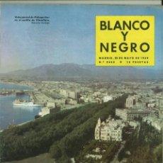 Coleccionismo de Revista Blanco y Negro: BLANCO Y NEGRO. MADRID, 23 DE MAYO DE 1959. Nº. 2455. Lote 151723354