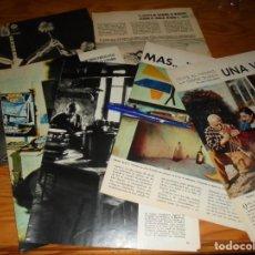 Coleccionismo de Revista Blanco y Negro: RECORTE PRENSA : UNA VEZ MAS....PICASSO. BLANCO NEGRO, FBR 1966. Lote 152125474