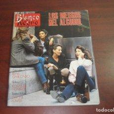 Coleccionismo de Revista Blanco y Negro: REVISTA BLANCO NEGRO AÑO 1989 Nº 3643- MARIBEL VERDU- DUCAN DHU-MIGUEL INDURAIN. Lote 152152818
