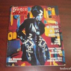 Coleccionismo de Revista Blanco y Negro: REVISTA BLANCO NEGRO AÑO 1989 Nº 3634- ENTREISTA ANTONIO MINGOTE- ARANTXA ARGUELLES. Lote 152153106
