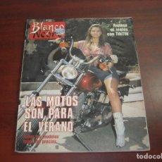 Coleccionismo de Revista Blanco y Negro: REVISTA BLANCO NEGRO AÑO 1989 Nº 3656- ENTREVISTA IMANOL ARIAS- NARCISO SERRA- CASA FEDERICO CORREA. Lote 152153730