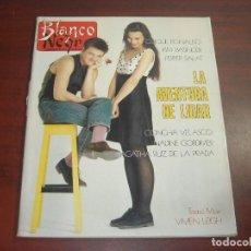 Coleccionismo de Revista Blanco y Negro: REVISTA BLANCO NEGRO AÑO 1989 Nº 3644- ENTREVISTA CONCHA VELASCO-- LAS VIRTUDES-JULIA OTERO-RUIZ DE . Lote 152154886