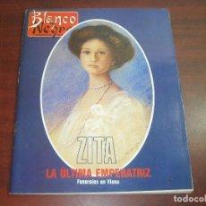 Coleccionismo de Revista Blanco y Negro: REVISTA BLANCO NEGRO AÑO 1989 Nº 3641- ENTREVISTA LUCIO DALLA Y GIANNI MORANDI- JOSE MARIA GARCIA. Lote 152155302