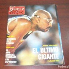 Coleccionismo de Revista Blanco y Negro: REVISTA BLANCO NEGRO AÑO 1989 Nº 3650- ENTREVISTA DIMITRA LIANI- LA UNION-JESUS ALVAREZ-ISABEL GEMIO. Lote 152157894