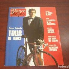 Coleccionismo de Revista Blanco y Negro: REVISTA BLANCO NEGRO AÑO 1989 Nº 3652- ENTREVISTA PEDRO DELGADO- THE CURE-MARIBEL VERDU-LUIS ESCOBA. Lote 152158410