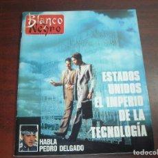 Coleccionismo de Revista Blanco y Negro: REVISTA BLANCO NEGRO AÑO 1988 Nº 3604- PEDRO DELGADO- TINA TURNER- MICHAEL JORDAN. Lote 152195790