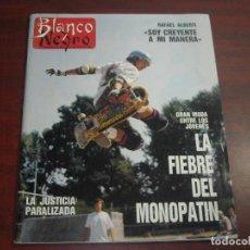 Coleccionismo de Revista Blanco y Negro: REVISTA BLANCO NEGRO AÑO 1988 Nº 3610 (REALMENTE 3611)- RAFAEL ALBERTI. Lote 152196978