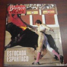 Coleccionismo de Revista Blanco y Negro: REVISTA BLANCO NEGRO AÑO 1988 Nº 3615- ESPARTACO- ROCIO JURADO -ANA ALVAREZ. Lote 152199138