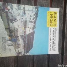 Coleccionismo de Revista Blanco y Negro: REVISTA BLANCO Y NEGRO 18 ENERO 1964. Lote 152804176