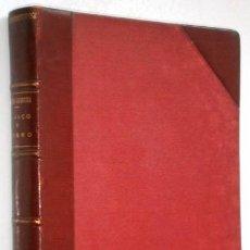 Coleccionismo de Revista Blanco y Negro: TOMO GALERÍA ARTÍSTICA DE LA REVISTA BLANCO Y NEGRO DE MADRID (AÑOS 1955-1960). Lote 154991606