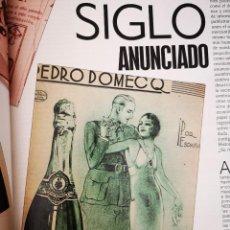 Coleccionismo de Revista Blanco y Negro: REVISTA BLANCO Y NEGRO. Lote 155899630
