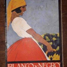 Collectionnisme de Magazine Blanco y Negro: REVISTA BLANCO Y NEGRO Nº 1693. Lote 158213542