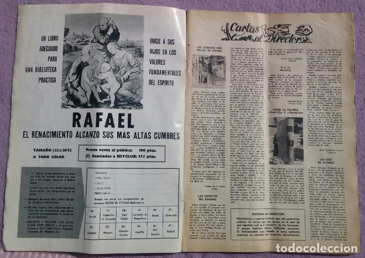 Coleccionismo de Revista Blanco y Negro: Revista Blanco y Negro, N. 3011, 17 Enero 1970 /// CAMBIO 16 INTERVIÚ TP PRONTO LECTURAS EL SEMANAL - Foto 2 - 158415118