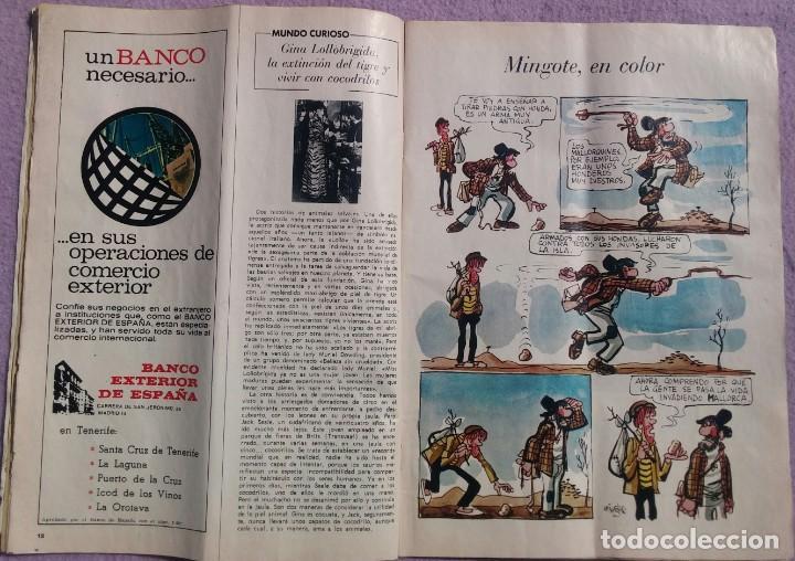 Coleccionismo de Revista Blanco y Negro: Revista Blanco y Negro, N. 3011, 17 Enero 1970 /// CAMBIO 16 INTERVIÚ TP PRONTO LECTURAS EL SEMANAL - Foto 4 - 158415118