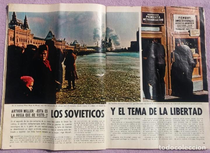 Coleccionismo de Revista Blanco y Negro: Revista Blanco y Negro, N. 3011, 17 Enero 1970 /// CAMBIO 16 INTERVIÚ TP PRONTO LECTURAS EL SEMANAL - Foto 5 - 158415118