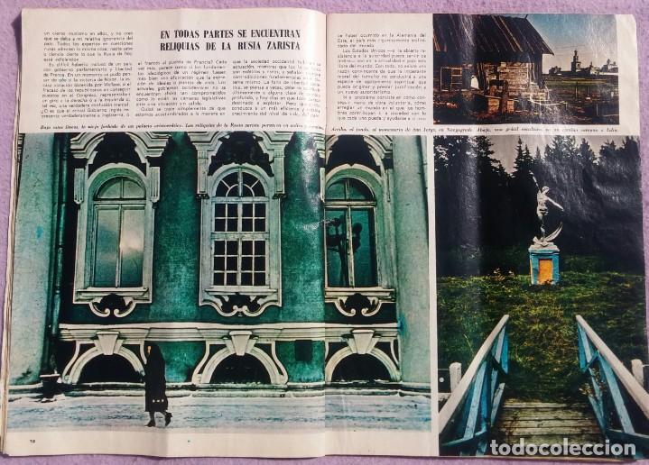 Coleccionismo de Revista Blanco y Negro: Revista Blanco y Negro, N. 3011, 17 Enero 1970 /// CAMBIO 16 INTERVIÚ TP PRONTO LECTURAS EL SEMANAL - Foto 6 - 158415118