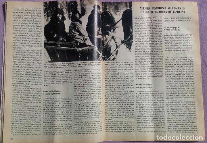 Coleccionismo de Revista Blanco y Negro: Revista Blanco y Negro, N. 3011, 17 Enero 1970 /// CAMBIO 16 INTERVIÚ TP PRONTO LECTURAS EL SEMANAL - Foto 7 - 158415118