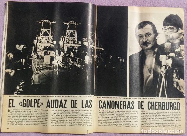 Coleccionismo de Revista Blanco y Negro: Revista Blanco y Negro, N. 3011, 17 Enero 1970 /// CAMBIO 16 INTERVIÚ TP PRONTO LECTURAS EL SEMANAL - Foto 8 - 158415118