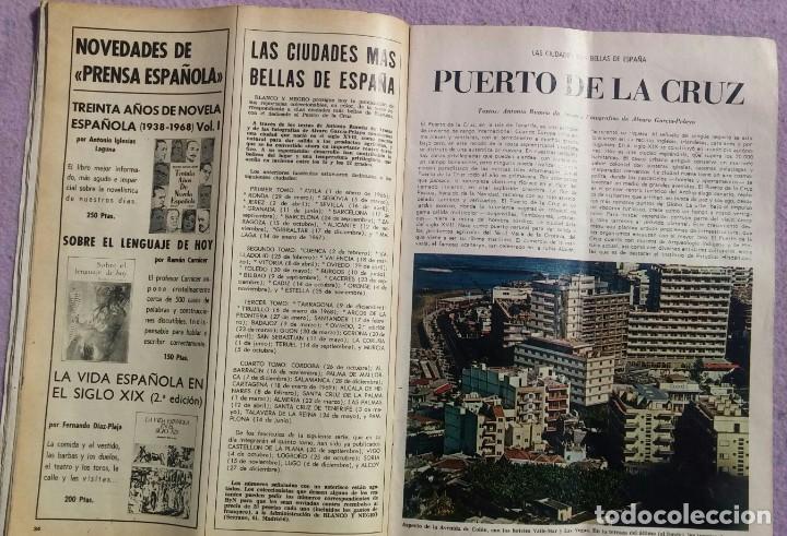 Coleccionismo de Revista Blanco y Negro: Revista Blanco y Negro, N. 3011, 17 Enero 1970 /// CAMBIO 16 INTERVIÚ TP PRONTO LECTURAS EL SEMANAL - Foto 9 - 158415118