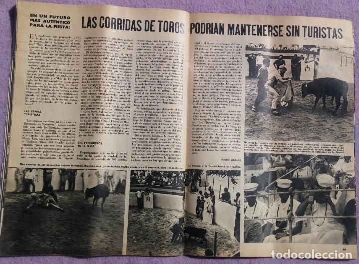 Coleccionismo de Revista Blanco y Negro: Revista Blanco y Negro, N. 3011, 17 Enero 1970 /// CAMBIO 16 INTERVIÚ TP PRONTO LECTURAS EL SEMANAL - Foto 13 - 158415118