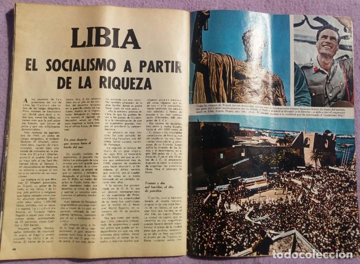Coleccionismo de Revista Blanco y Negro: Revista Blanco y Negro, N. 3011, 17 Enero 1970 /// CAMBIO 16 INTERVIÚ TP PRONTO LECTURAS EL SEMANAL - Foto 14 - 158415118